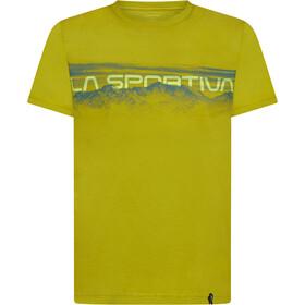 La Sportiva Landscape Koszulka Mężczyźni, kiwi